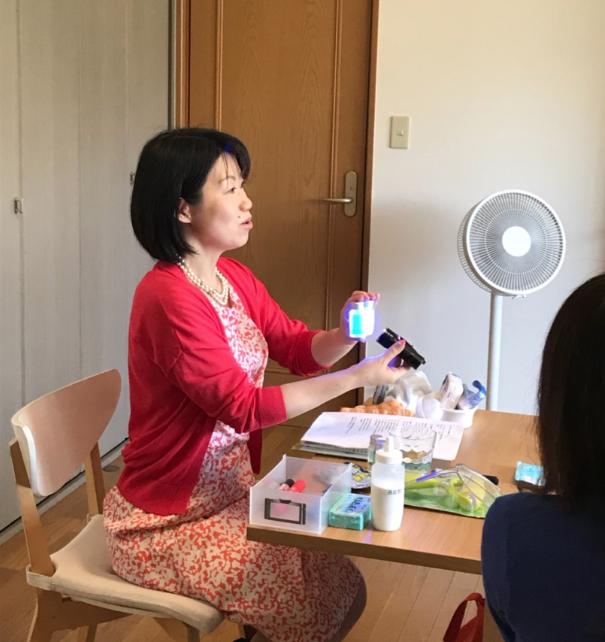 10/26(金) ナチュラルクリーニング講座 [初級掃除編・上級洗濯編] @ 小桃堂